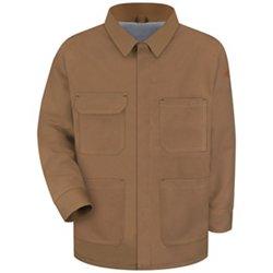 Bulwark Men's EXCEL FR ComforTouch Flame Resistant Lineman's Coat