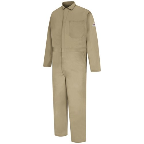 Bulwark Men's EXCEL Flame Resistant Classic Coverall