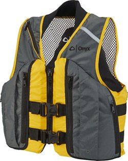 Onyx Outdoor Deluxe Fishing Life Jacket