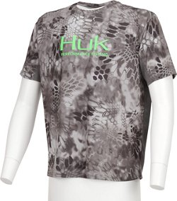 Men's Icon Short Sleeve Fishing Top