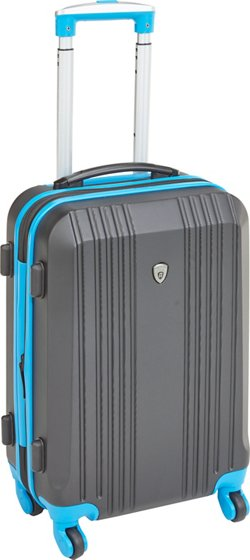 """Olympia USA Apache II 21"""" Carry-on Spinner"""