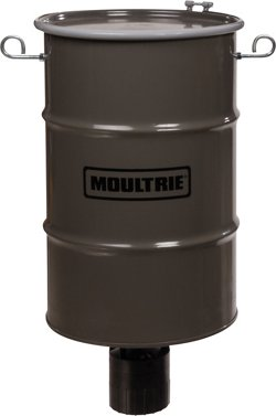 Moultrie Pro Hunter 30-Gallon Hanging Metal Deer Feeder
