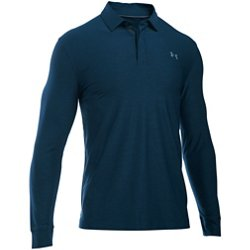 Under Armour Men's Playoff Long Sleeve Polo Shirt