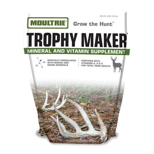Moultrie Trophy Maker 4 lb. Mineral and Vitamin Supplement