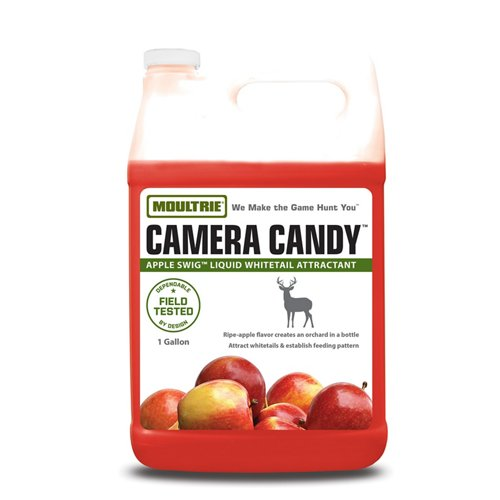Moultrie Camera Candy Apple Swig 1-Gallon Deer Attractant