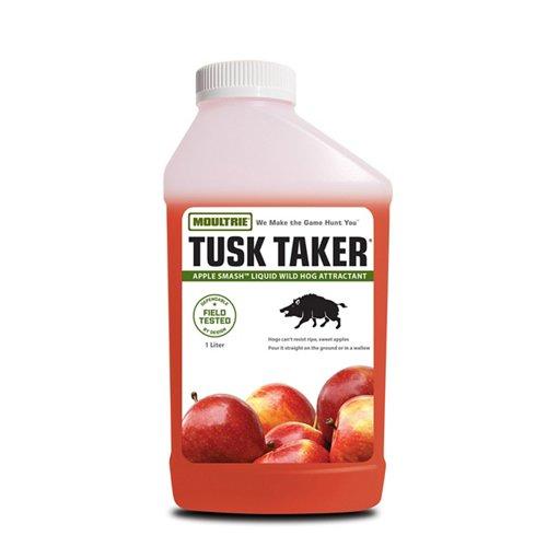 Moultrie Tusk Taker® Apple Smash 1-Liter Liquid Wild Hog Attractant