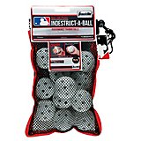"Franklin MLB Indestruct-a-Ball™ 5"" Limited-Flight Micro Baseballs 12-Pack"
