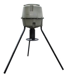Moultrie 30-Gallon Dinner Plate Deer Feeder