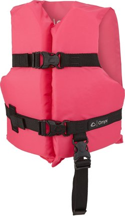 Onyx Outdoor Child's General Purpose Life Jacket