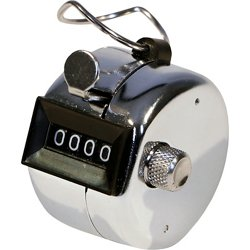 Perfect Tally Analog Counter