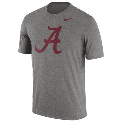 1f36389db Nike Men's University of Alabama Dri-FIT Legend Logo Short Sleeve T ...