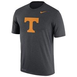 Nike Men's University of Tennessee Dri-FIT Legend Logo Short Sleeve T-shirt
