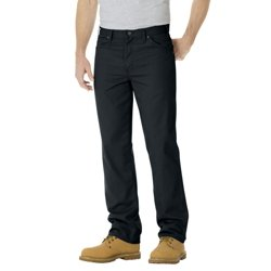 Men's Regular Straight Fit 5-Pocket Jean