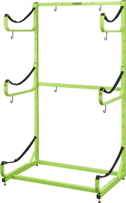 Magellan Outdoors 3-Tier Kayak Rack
