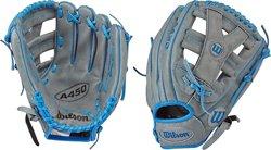 "Wilson Youth A450 Advisory Staff Yasiel Puig 12"" Baseball Glove"