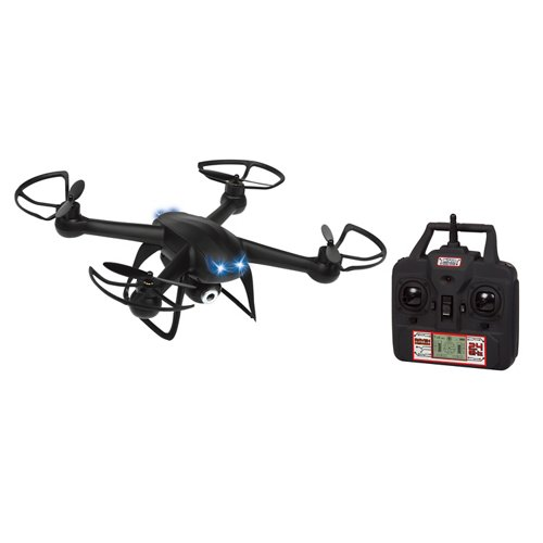 World Tech Toys Raven RC Camera Spy Drone