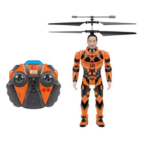 World Tech Toys Denver Broncos Peyton Manning BlitzBots RC Helicopter