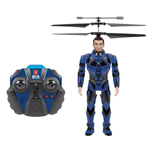 World Tech Toys Indianapolis Colts Andrew Luck BlitzBots RC Helicopter