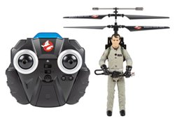 World Tech Toys Ghostbusters Peter Venkman RC Helicopter