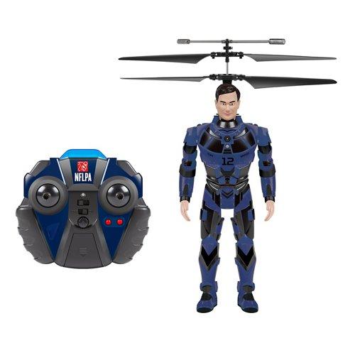 World Tech Toys New England Patriots Tom Brady BlitzBots RC Helicopter