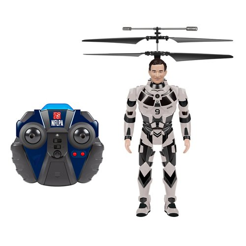 World Tech Toys Dallas Cowboys Tony Romo BlitzBots RC Helicopter