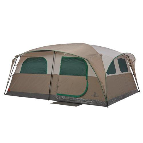 Magellan Outdoors Castlewood 12 ft x 14 ft Cabin Tent
