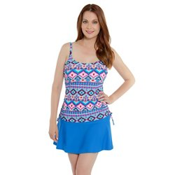 Sweet Escape Women's Bonita Vida Underwire Tankini Swim Top