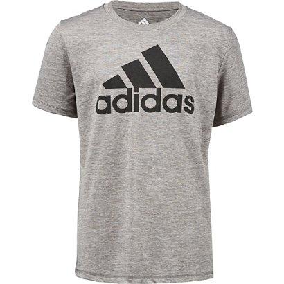 5355aed40 adidas Boys' Logo climalite T-shirt | Academy