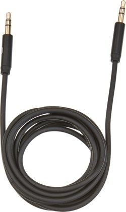iHome Soft Touch 5' Male-to-Male 3.5 mm Audio Cable