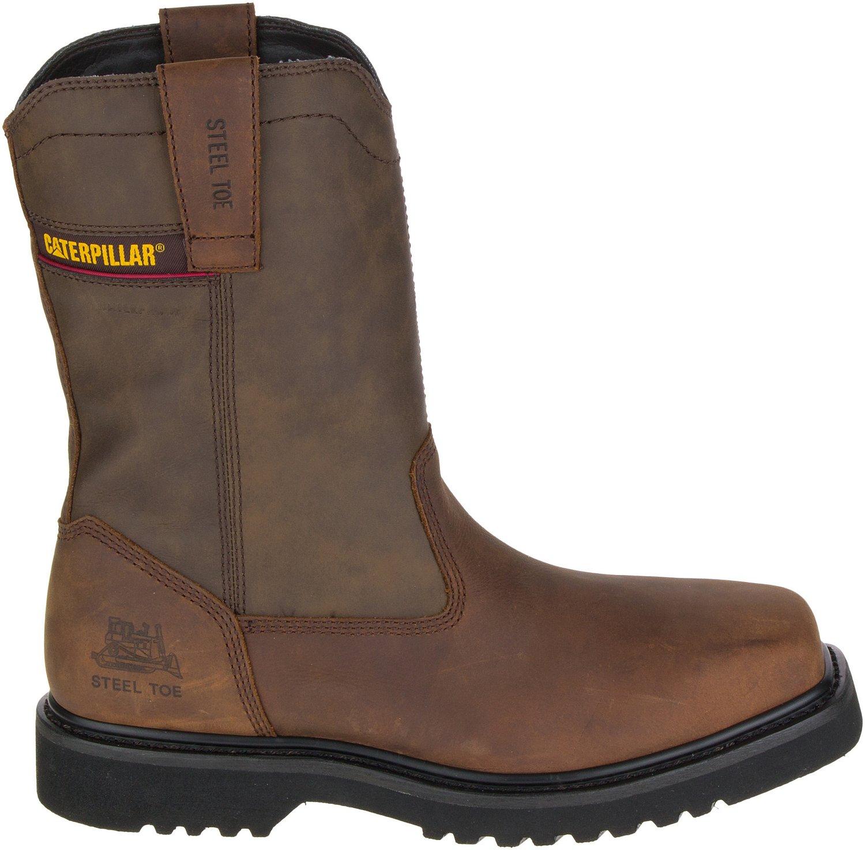 5c15763181fe Cat Footwear Men s Hudson WP ST Work Boots