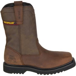 Men's Hudson EH Steel Toe Wellington Work Boots