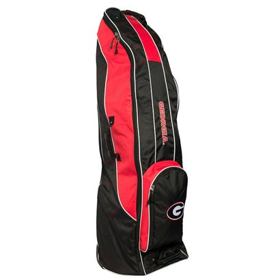Team Golf University Of Georgia Travel Bag