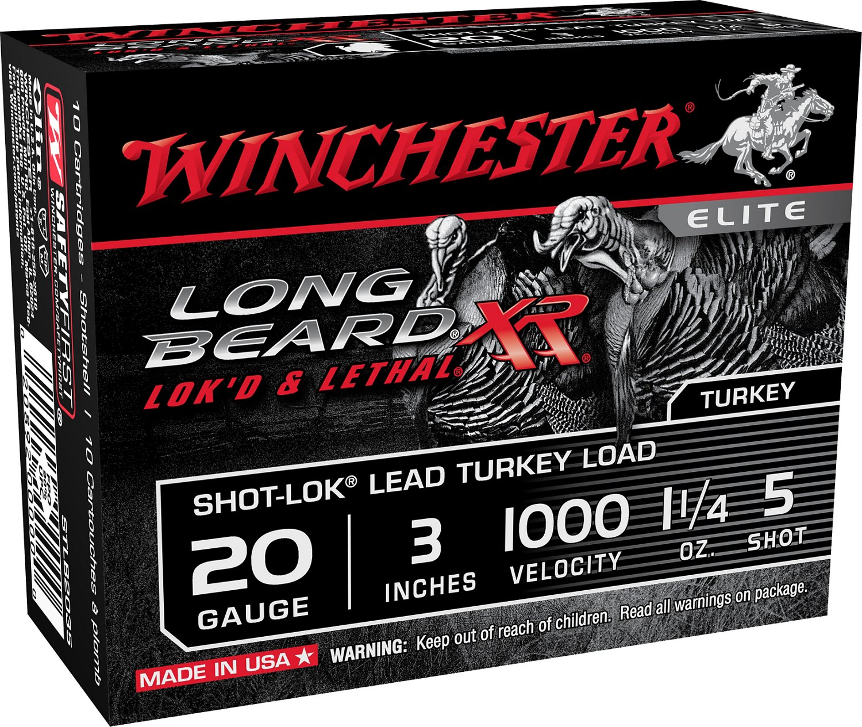 Winchester Long Beard Turkey 20 Gauge Shotshells