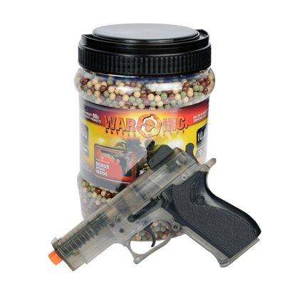 war inc colt 25 caliber spring airsoft pistol academy