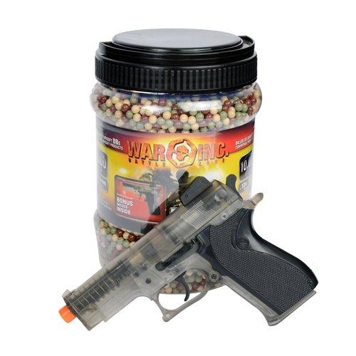 War Inc. Colt .25 Caliber Spring Airsoft Pistol