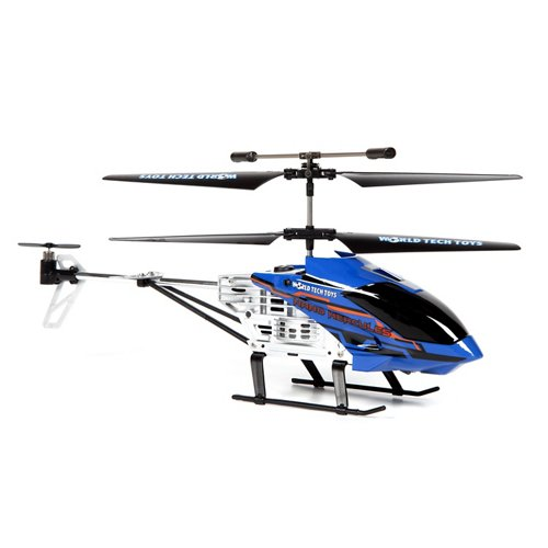 World Tech Toys Nano Hercules Helipilot RC Helicopter