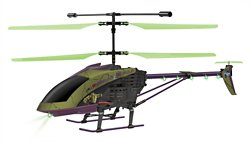 World Tech Toys Marvel Avengers Age of Ultron Hulk 3.5 Channel RC Helicopter