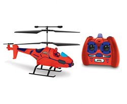 World Tech Toys Marvel Spider-Man RC Helicopter with Figure