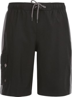 O'Rageous Men's Side Taped Cargo E-boardshort