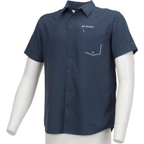 Columbia Sportswear Men's Twisted Creek Short Sleeve Shirt