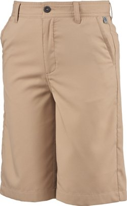 Magellan Outdoors Boys' FishGear Falcon Lake Hybrid Short