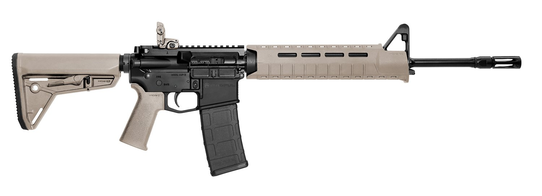 Smith & Wesson M&P15 MOE SL MID Magpul Spec Series 5.56 NATO/.223 Semiautomatic Rifle