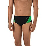 Speedo Men's Launch Splice Swim Brief