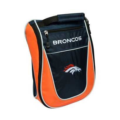 Team Golf Denver Broncos Shoe Bag