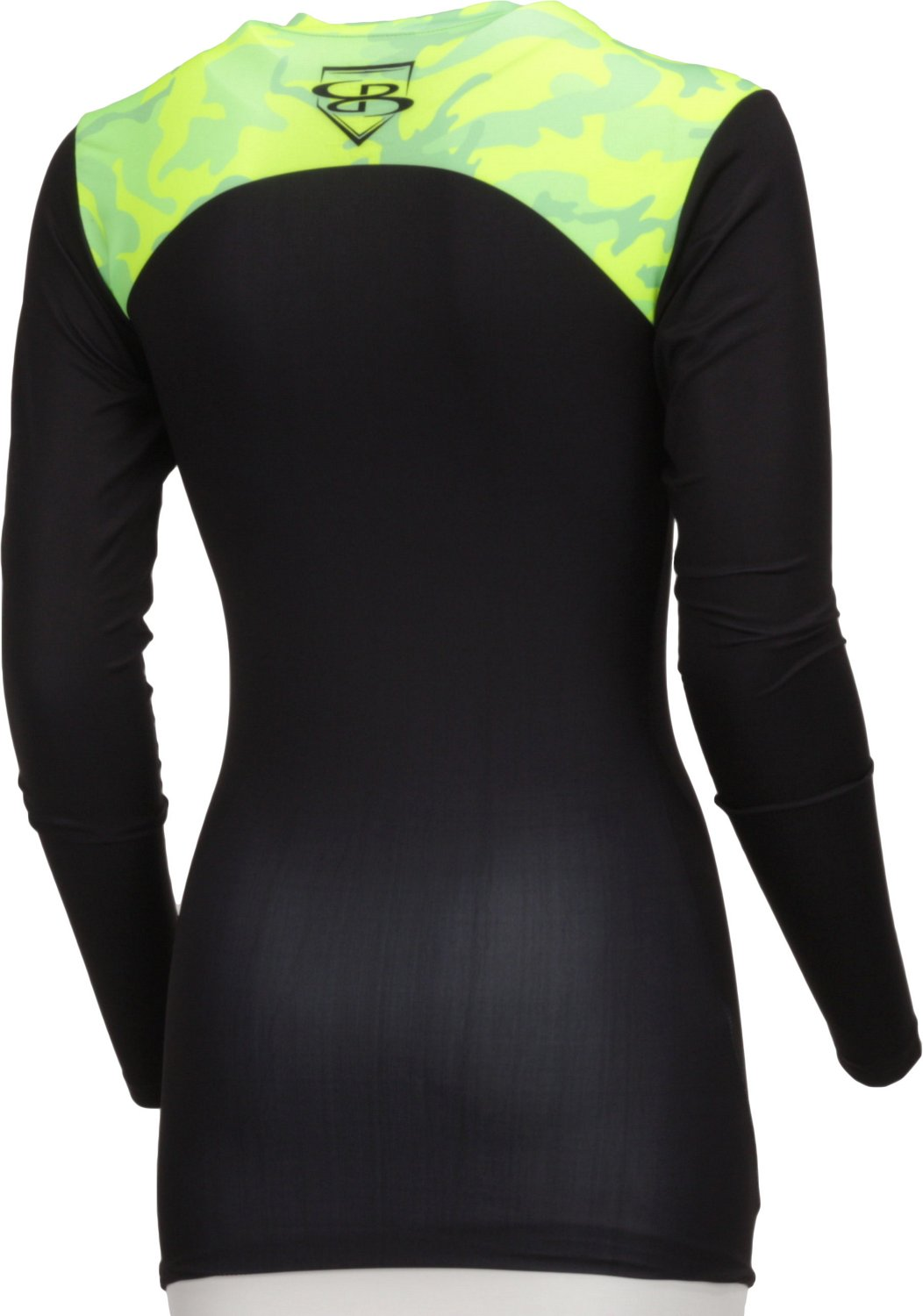 Boombah Women's Long Sleeve Compression Shirt - view number 1