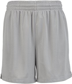 Women's Basic Porthole Mesh Basketball Short