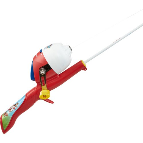Kid Casters Paw Patrol 2'6' M Freshwater Rod and Reel Combo