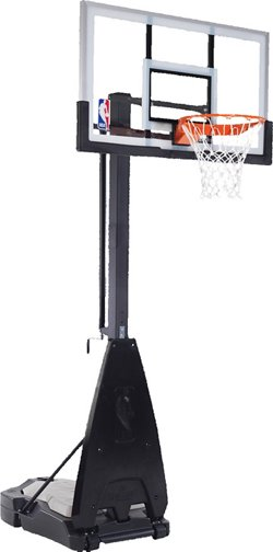Ultimate Hybrid Portable Basketball System