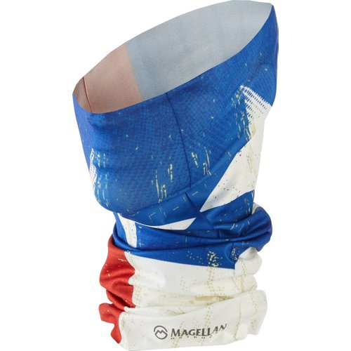 Magellan Outdoors Men's Laguna Madre Cool Vintage TX Fishing Neck Gaiter