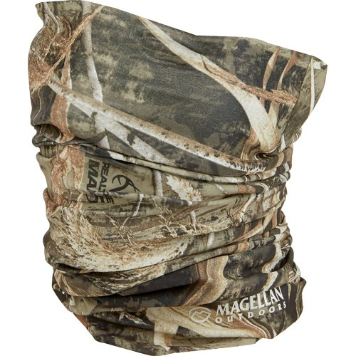 Magellan Outdoors Men's Laguna Madre Cool Realtree Max-5 Fishing Neck Gaiter